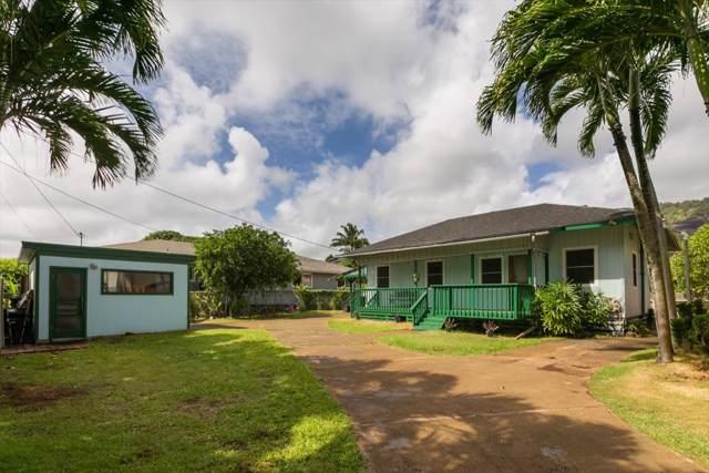 393-A Eggerking Rd, Kapaa, HI 96746 (MLS #632905) :: Kauai Exclusive Realty