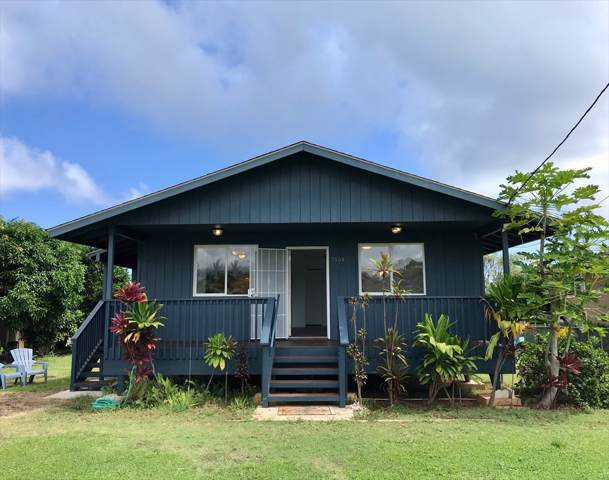 3804 Kawelo St, Anahola, HI 96703 (MLS #632942) :: Elite Pacific Properties