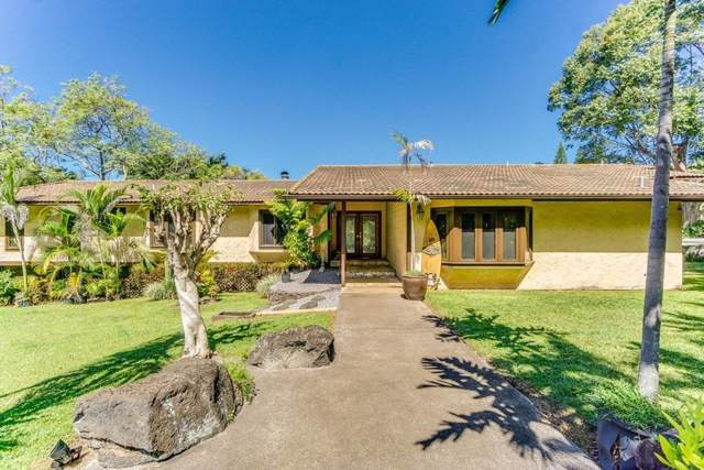 74-1542 Hao Kuni St, Kailua-Kona, HI 96740 (MLS #632953) :: Elite Pacific Properties