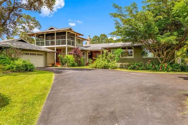 75-1181 Keopu Mauka Dr, Holualoa, HI 96725 (MLS #632959) :: Elite Pacific Properties