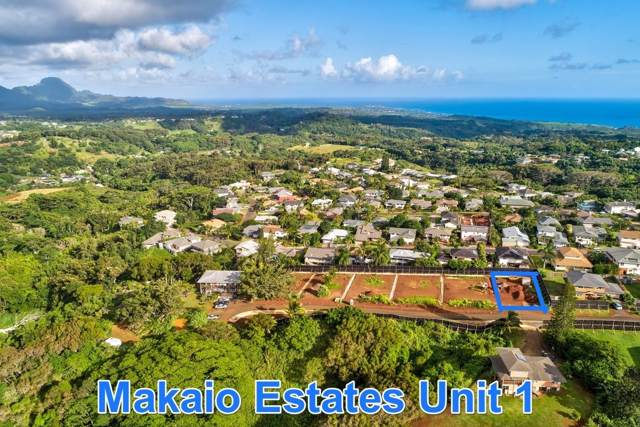 Pai St, Koloa, HI 96741 (MLS #632966) :: Elite Pacific Properties
