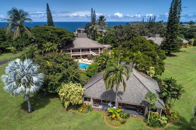 5300 Ka Haku Rd, Princeville, HI 96722 (MLS #633001) :: Elite Pacific Properties