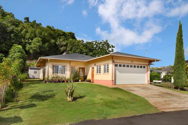 2915 Pua Nani St, Lihue, HI 96766 (MLS #633030) :: Kauai Exclusive Realty