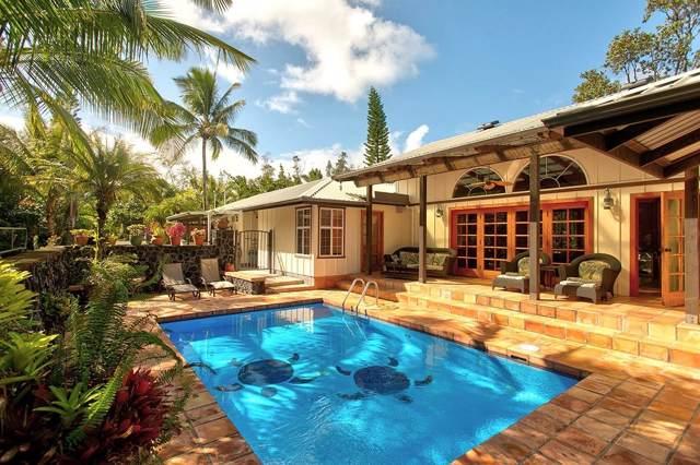 15-869 Lemiwai Rd, Keaau, HI 96749 (MLS #633034) :: Elite Pacific Properties