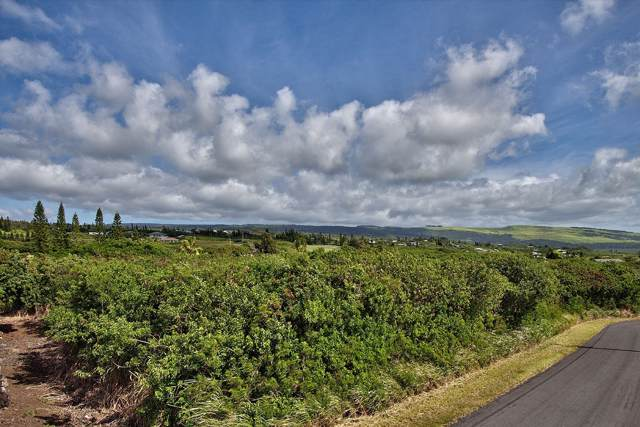 Kia Lua St, Naalehu, HI 96772 (MLS #633068) :: Elite Pacific Properties