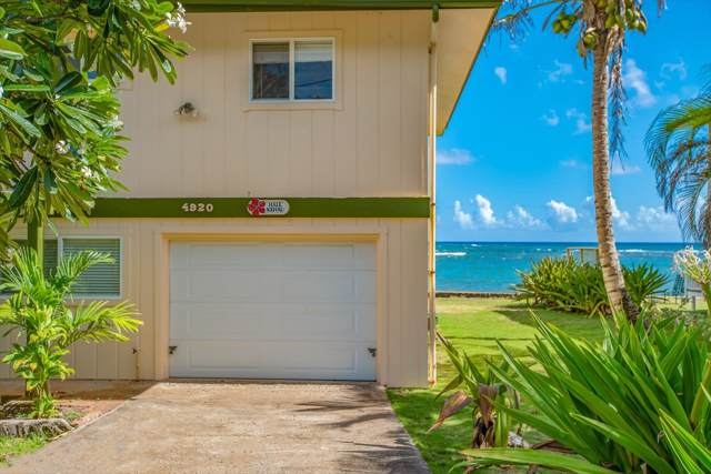 4920 Aliomanu Rd, Anahola, HI 96703 (MLS #633081) :: Elite Pacific Properties