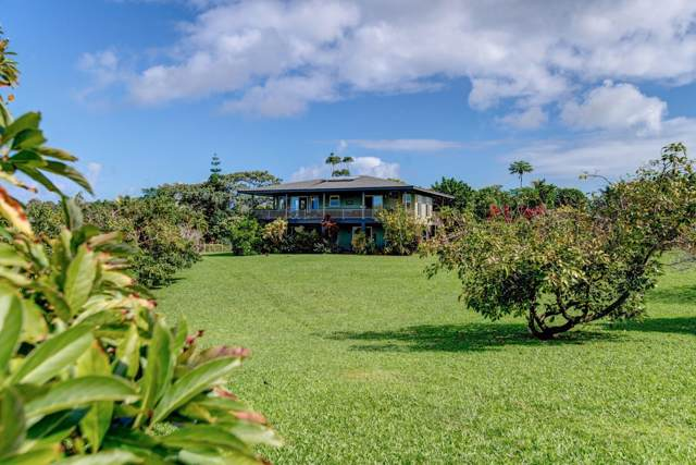 4921 Wailapa, Kilauea, HI 96754 (MLS #633092) :: Elite Pacific Properties