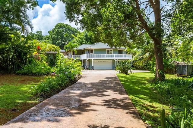 1791-A Makaleha Pl, Kapaa, HI 96746 (MLS #633093) :: Kauai Exclusive Realty