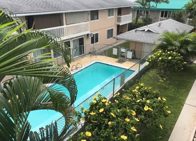 75-5724 Alahou St, Kailua-Kona, HI 96740 (MLS #633175) :: Team Lally