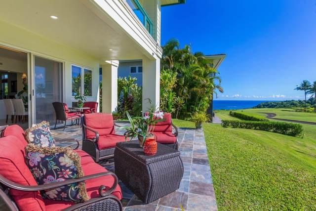 3985 Aloalii Dr, Princeville, HI 96722 (MLS #633181) :: Kauai Exclusive Realty