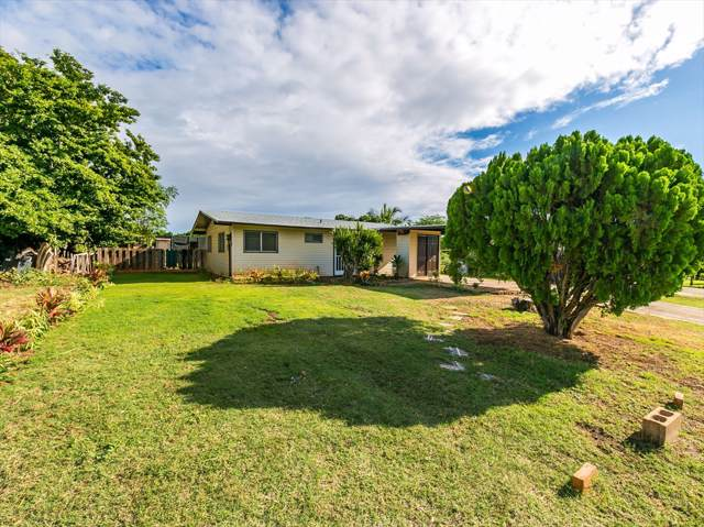 4542 Keola St, Kekaha, HI 96752 (MLS #633216) :: Elite Pacific Properties