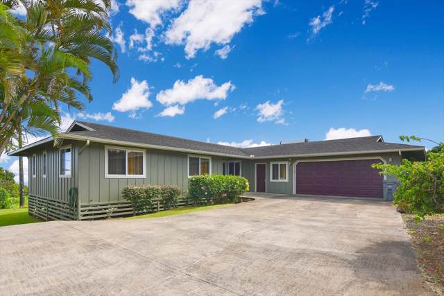 3915 Papalina Rd, Kalaheo, HI 96741 (MLS #633256) :: Elite Pacific Properties