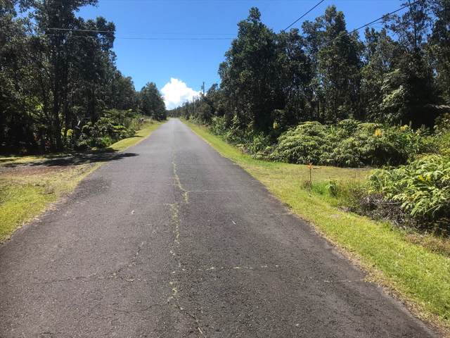 Mokuna Rd, Volcano, HI 96785 (MLS #633262) :: Song Real Estate Team | LUVA Real Estate