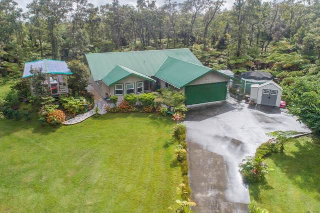 11-3113 Kaleponi Dr, Volcano, HI 96785 (MLS #633274) :: Song Real Estate Team | LUVA Real Estate