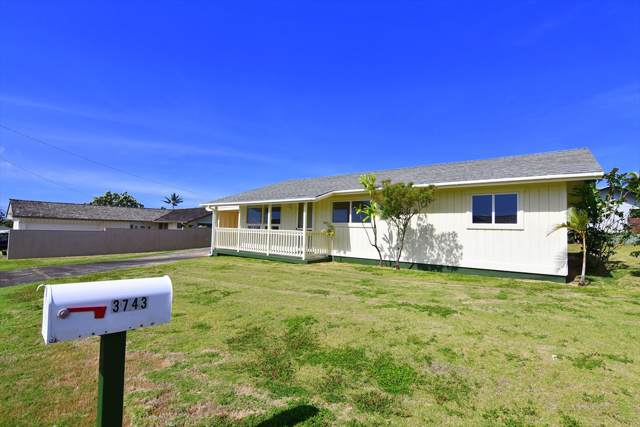 3743 Ami Rd, Kalaheo, HI 96741 (MLS #633284) :: Kauai Exclusive Realty