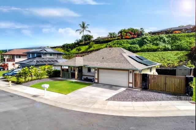75-683 Lalii Pl, Kailua-Kona, HI 96740 (MLS #633315) :: Song Real Estate Team | LUVA Real Estate