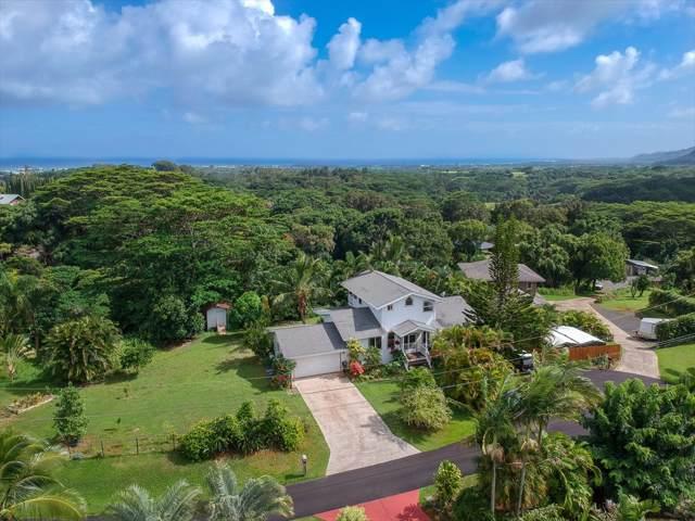 5693 Kaapuni Rd, Kapaa, HI 96746 (MLS #633322) :: Kauai Exclusive Realty