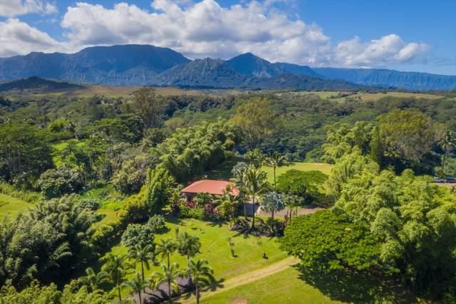 5112 Kahiliholo Rd, Kilauea, HI 96754 (MLS #633361) :: Corcoran Pacific Properties