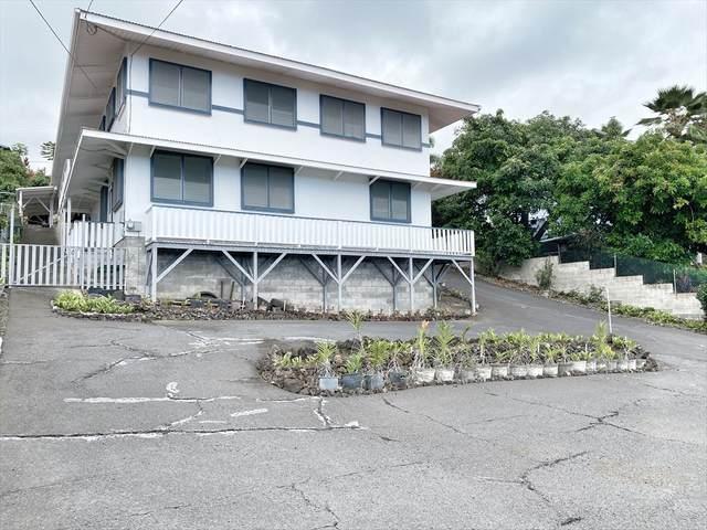 77-6575 Kuakini Hwy, Kailua-Kona, HI 96740 (MLS #633414) :: Steven Moody