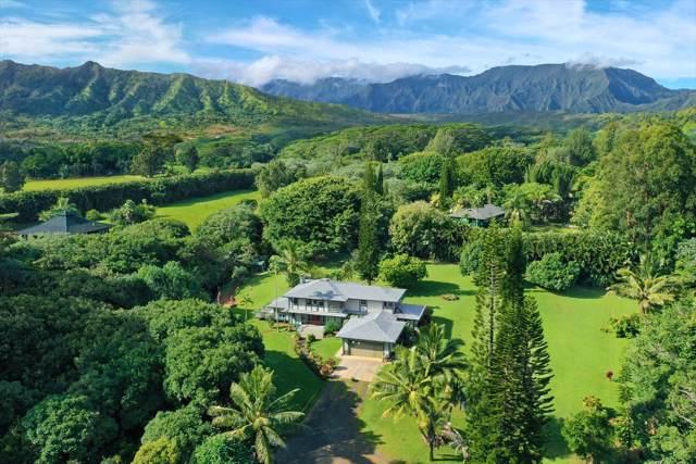 5645-E Kahiliholo Rd, Kilauea, HI 96754 (MLS #633421) :: Elite Pacific Properties