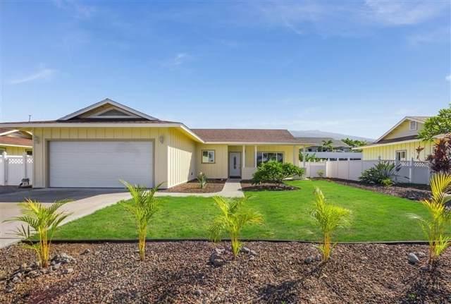 73-4357 Waipahe St, Kailua-Kona, HI 96740 (MLS #633451) :: Elite Pacific Properties