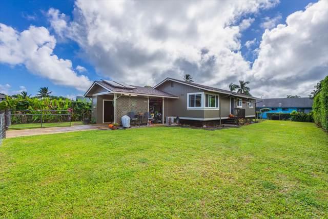 2375 Kamalii St, Kilauea, HI 96754 (MLS #633484) :: Kauai Exclusive Realty