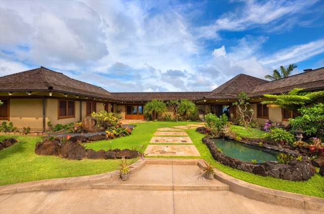 3265 Anini Rd, Kilauea, HI 96754 (MLS #633512) :: Elite Pacific Properties