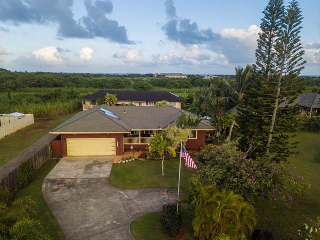 3378 Unahe, Lihue, HI 96766 (MLS #633518) :: Kauai Exclusive Realty