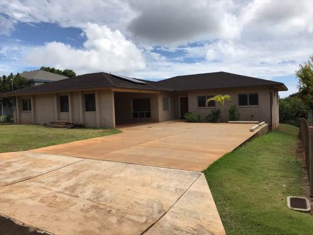 3741 Lohe Road, Kalaheo, HI 96741 (MLS #633537) :: Elite Pacific Properties