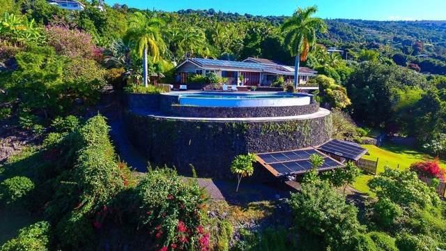 82-5931 Wakida Dr, Captain Cook, HI 96704 (MLS #633583) :: Elite Pacific Properties