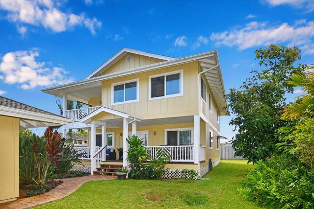 137 Kahiko St, Kapaa, HI 96746 (MLS #633634) :: Elite Pacific Properties