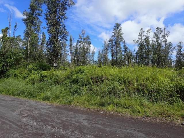 37TH AVE, Keaau, HI 96760 (MLS #633753) :: Aloha Kona Realty, Inc.