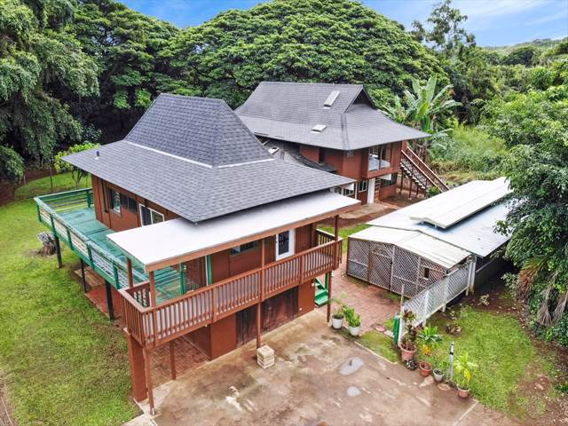 4-4384 Kuhio Hwy, Anahola, HI 96703 (MLS #633759) :: Kauai Exclusive Realty