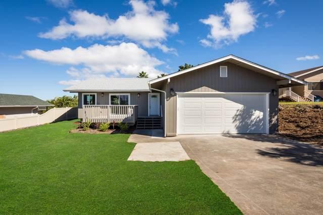 73-1271 Awakea St, Kailua-Kona, HI 96740 (MLS #633782) :: Elite Pacific Properties
