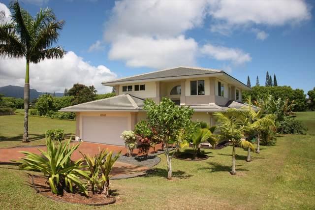 4046 Aloalii Drive, Princeville, HI 96722 (MLS #633795) :: Elite Pacific Properties