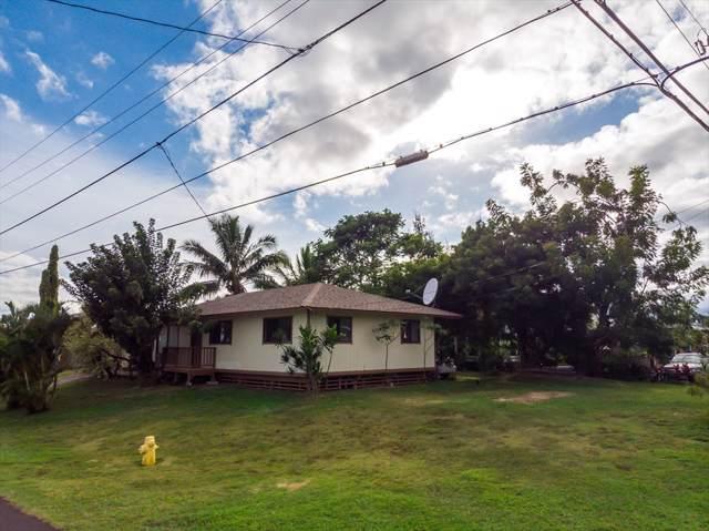 1645 Kuahale Street, Kapaa, HI 96746 (MLS #633816) :: Elite Pacific Properties