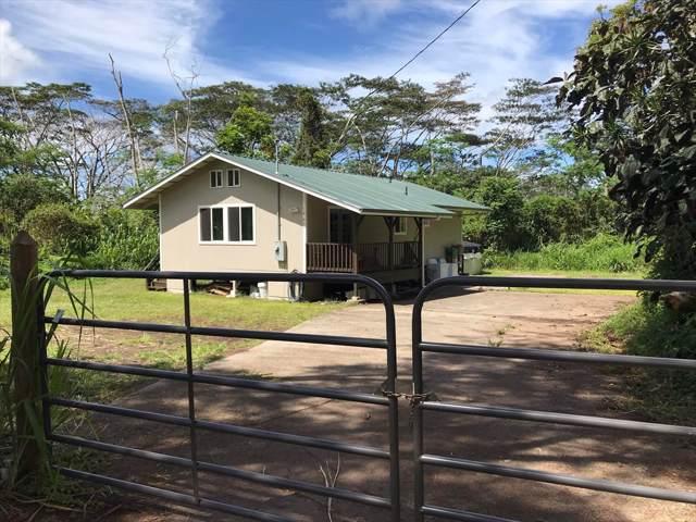 16-2011 35TH AVE, Keaau, HI 96760 (MLS #633823) :: Elite Pacific Properties