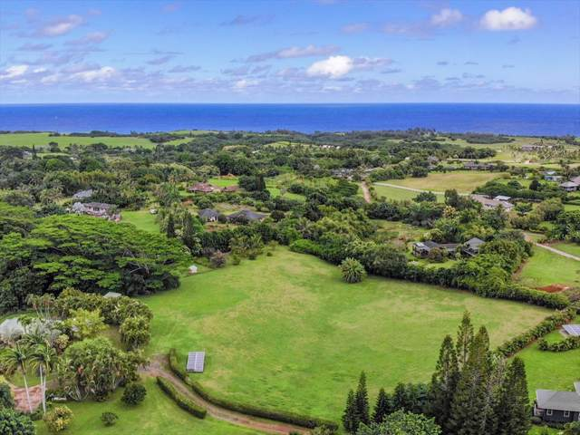 4327 Kapuna Rd, Kilauea, HI 96754 (MLS #633842) :: Song Real Estate Team | LUVA Real Estate