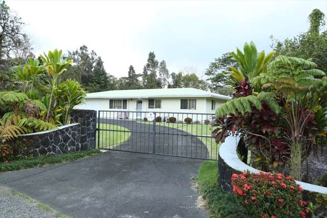 15-1474 22ND AVE, Keaau, HI 96749 (MLS #633865) :: Elite Pacific Properties