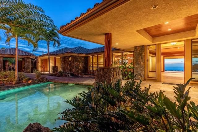 81-487 Piialii Wy, Kealakekua, HI 96750 (MLS #633869) :: Song Real Estate Team | LUVA Real Estate