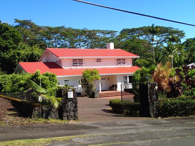 1450 Kilikina St, Hilo, HI 96720 (MLS #633908) :: Elite Pacific Properties
