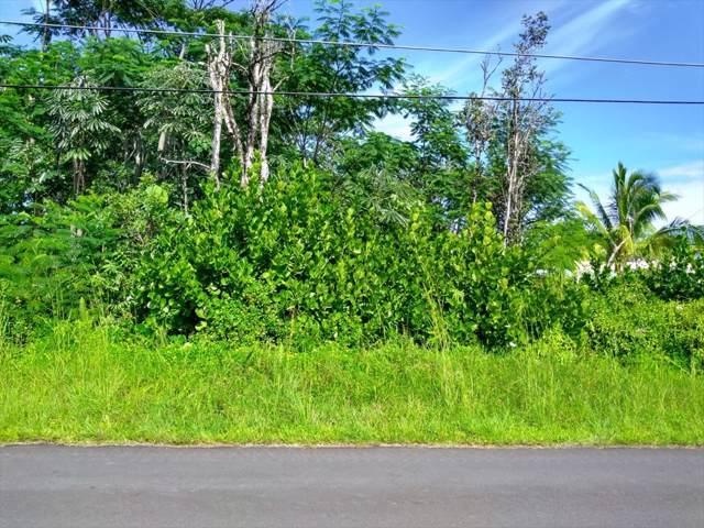 Beach Rd, Keaau, HI 96749 (MLS #633964) :: Aloha Kona Realty, Inc.