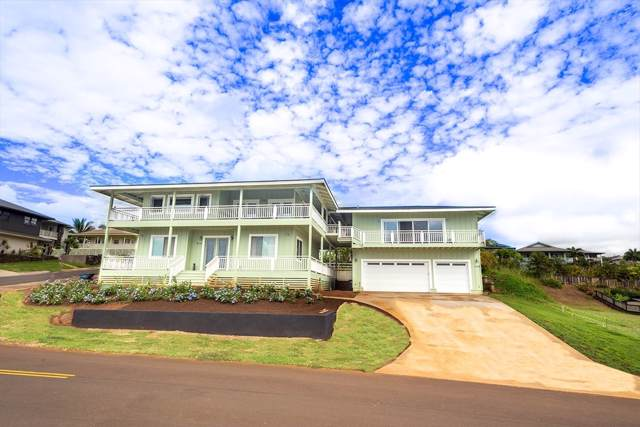 1244 Nohea St, Kalaheo, HI 96741 (MLS #634009) :: Kauai Real Estate Group