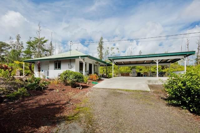 16-1520 38TH AVE, Keaau, HI 96760 (MLS #634032) :: Elite Pacific Properties