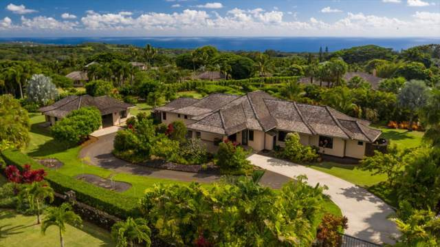 3661 Papalina Rd, Kalaheo, HI 96741 (MLS #634034) :: Elite Pacific Properties