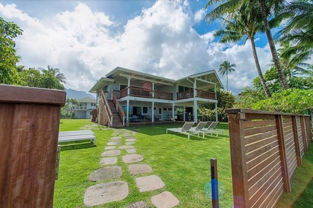 5380 Weke Rd, Hanalei, HI 96714 (MLS #634037) :: Elite Pacific Properties