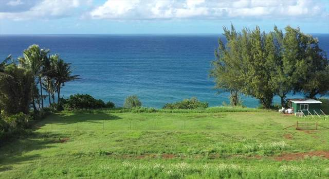 Kauapea Rd., Kilauea, HI 96754 (MLS #634104) :: Elite Pacific Properties