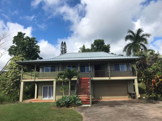 4907 Kikala Rd, Kalaheo, HI 96741 (MLS #634151) :: Kauai Real Estate Group