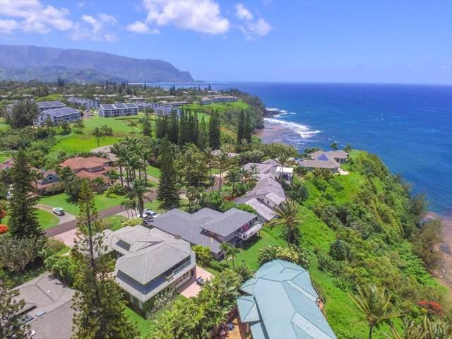 3581 Kaweonui Rd, Princeville, HI 96722 (MLS #634194) :: Aloha Kona Realty, Inc.