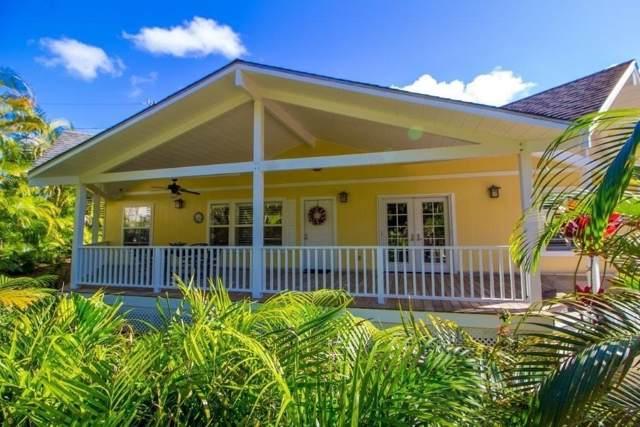 6671 Puupilo Place, Kapaa, HI 96746 (MLS #634200) :: Elite Pacific Properties